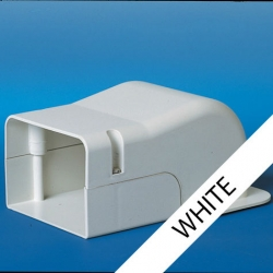 Aspen Xtra WC70 White Economy Wall Cover