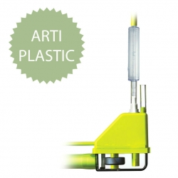 Aspen Silent+ Mini Lime with Artiplastic In Trunking Mini Pump