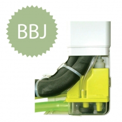 Aspen Maxi Lime with BBJ In Trunking Mini Pump