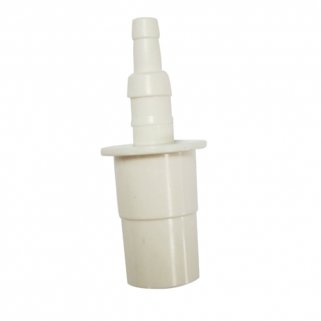 "3/8"" or 1/4"" to 21mm Overflow Pipe Adaptor (3)"