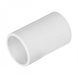 "3/4"" Straight Coupling 5pk White"