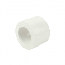 1.1/4 to 3/4 Overflow Reducer 5pk White
