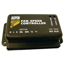 Aspen Xtra Fan Speed Controller - Cooling