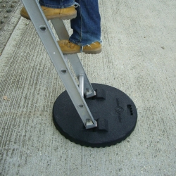 Bigfoot Ladder Anchor Support